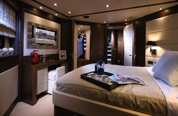 mirror tv to integrate into ship cabins